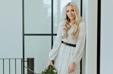 Amy Koehn, Vice President of Wolf Custom Homes Calgary