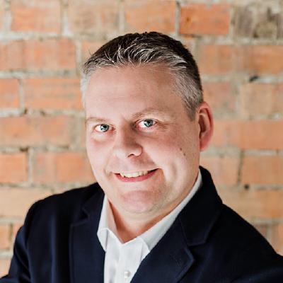 Jason Ortt, CEO of Wolf Custom Homes Calgary